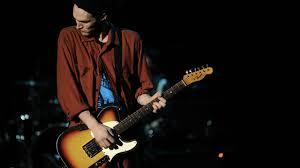 Special Guitar This Is The John Frusciante Gave To RHCPs Josh Klinghoffer