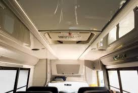 100 G5 Interior Minibus