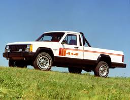 100 Truck Jeep Lost Cars Of The 1980s Comanche Pickup Hemmings Daily