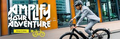 E Bikes And Pedal Assist