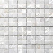 Iridescent Mosaic Tiles Uk by Mother Of Pearl Mosaic Tiles River Bed Nature Pearl Shell Mosaic