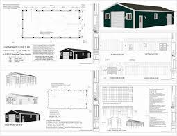 Pole Barn House Floor Plans Beautiful Download Barn House Plans