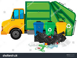 Garbage Truck Three Trashcans Illustration Stock Vector 531657403 ... Waste Management Garbage Truck Toy Trash Refuse Kids Boy Gift Trash Truck Drivers Roho4nsesco Picture Of Idem Recycling Lesson Plan For Preschoolers Mack Of Managment Inc Flickr Modern Graphics Creative Market Vector Illustration Garbage On The Way Disposal 2019 New Western Star 4700sb Video Walk Around At Kawo Original Children Sanitation Trucks Car Model Premium Boys By Ciftoyscool Game