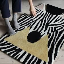 Carpet Zebra Made In Belgium Home Style