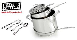 Kitchen Stuff Plus RFD s Deal of the Day $10 for $20 GC