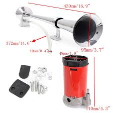 Audew12V Single Trumpet Air Horn Chrome Wolo Mfg Corp Air Horns Horn Accsories Comprresors Amazoncom 12v Dual Trumpet Air Horn Zone Tech Premium Quality Other Car Care Truck Train 6 Liter Tank Compressor 4 12v Truck Air Horn Youtube Aliexpresscom Buy Boat 178db Stebel Nautilus Compact 12volt 300hz Deep 110db Kleinn Horns Sdkit730 Bolton Hornonboard Cheap Find Deals On Line At Alibacom New 150db Single Plated Metal Kit Universal Complete System With Compressor Tank And 150db Mega W Dc