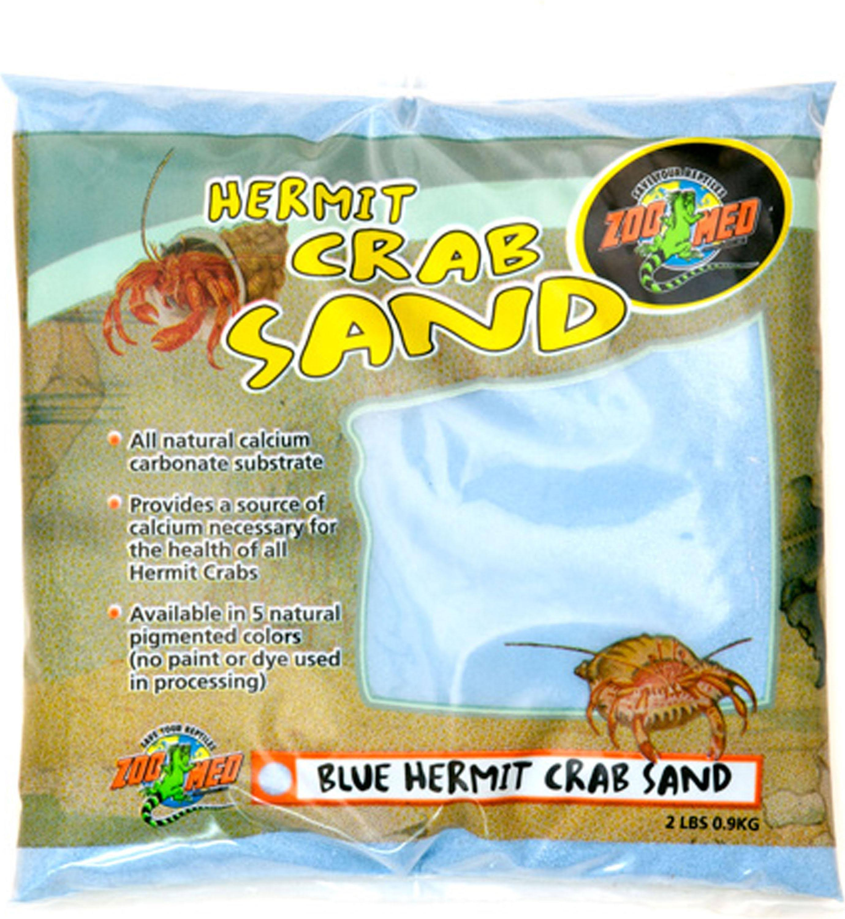 Zoo Med Laboratories Blue Hermit Crab Sand