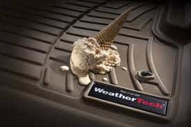 Weathertech Floor Mats 2015 F250 by Weathertech Ford F 250 2017 Digitalfit Molded Floor Liners