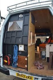 Quit Job Build Campervan Travel The World Hull Man Mike Hudson Living Dream As Van Dog Traveller
