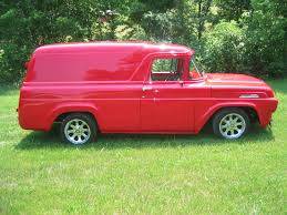 100 1960 Ford Panel Truck Done And Delivered Doug Jenkins Garage