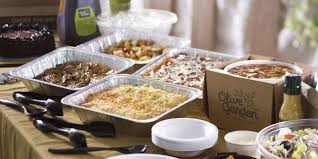 Olive Garden Is Now fering Delivery And No Party Will Ever Be
