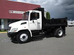 100 Medium Duty Dump Trucks For Sale 2007 Hino 268 Truck Spokane WA 4786