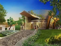 100 Modern Balinese Design RADEA HILL Made Dharmendra Bali Architecture