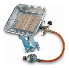 chauffage radiant sur bouteille de gaz 1219 plomberie