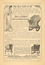 1906 Ad Heywood Wakefield Reed Rattan Furniture Bride - ORIGINAL  ADVERTISING GH3 Woodys Antiques Specializing In Original Heywood Wakefield Details About Heywood Wakefield Solid Maple Colonial Style Ding Side Chair 42111 W Cinn Antique Rattan Wicker Barbados Mahogany Rocking With And 50 Similar What Is Resin Allweather Fniture Childrens Rocker By 34 Vintage Chairs By Paine Rare Heywoodwakefield At 1stdibs Set Of Brace Back School American Craftsman Childs Slat Bamboo Pretzel Arm Califasia