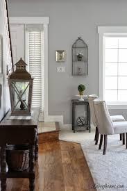 Dining Room Paint Color Ideas Pictures Benjamin Moore Pelican Grey Pinterest