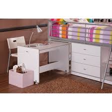 Canwood Whistler Junior Loft Bed White by Dhi Savannah Storage Loft Bed With Desk Instructions Best Loft 2017