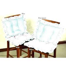 Fantastic Kitchen Chair Cushions With Ties Seat Pads For Chairs Back Target