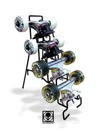 SkateHoardingR Trucks Wheels Display Stand