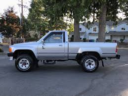 1988 Toyota Pickup 4x4 Regular Cab 3.0'liter V6 Efi Only 65,079 ... Lifted Toyota Tacoma Pickup Trucks For Sale Toyotatacomasforsale Five Things We Like And Dislike About The 2018 Tundra Sr5 Review An Affordable Wkhorse Truck Frozen Rare 1987 4x4 Xtra Cab Up For On Ebay Aoevolution 46 With Fresh Design Trd Offroad An Apocalypseproof New Latham Ny Vin 3tmgz5anxjm185345 Used 2012 Limited 4x4 Pauls Valley Ok 1980 Sr5 Sale In Mesa Az And Imports Trd Custom In Cement Grey