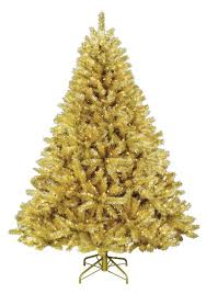 Types Of Christmas Trees To Plant by Gold Christmas Trees Yellow Christmas Trees Colored Christmas