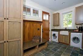 Image Of Mudroom Laundry Room Model