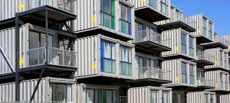 100 Container Dwellings Homes For Low Cost Housing In South Africa ALMAR