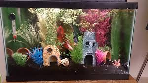 Spongebob Aquarium Decorating Kit by Spongebob Many Parents Want To Buy The Small Plastic Spongebob