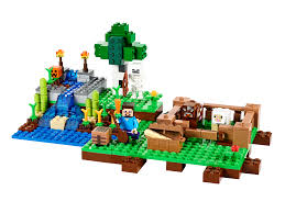 Minecraft Growing Pumpkins by Omsi Lego Minecraft The Farm