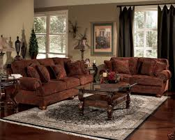 Lovable Traditional Living Room Furniture Ideas Top Home With Red Leather Set 3d Interior View Of The