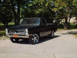 100 1986 Chevy Trucks For Sale BangShiftcom Love Or Hate This GTONosed Truck Harkens