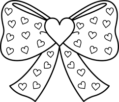 Fun Hearts Coloring Pages Free Printable Of Flowers