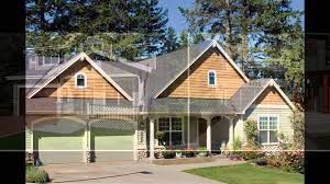 Craftsman Style House Plans With Photos by Craftsman Style House Plans Youtube