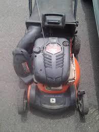 s by deere self propelled 6 5 hp 3 in 1 mower has