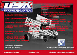 100 Monster Trucks Tucson Schedule USA Raceway