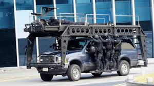 100 Swat Team Truck How A SWAT Hangs Out