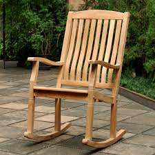 Details About Rocking Chair Porch Indoor Outdoor Furniture Yard Patio  Wooden Garden Gift New