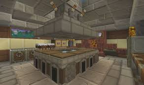 Minecraft Kitchen Ideas