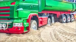 RC Trucks! Truck Stuck! Tractors! Heavy Load! Epic Compilation ...
