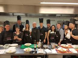 equipe de cuisine haute cuisine w hôtel verbier michel roth et franck giovannini