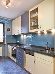 kuechenumbau granitarbeitsplatte blue pearl zu heller kueche