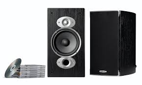 SafeandSoundHQ Polk Audio RTi A3 Bookshelf Speakers