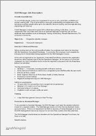 Sample Resume For Restaurant Floor Manager Unique Retail 20 Convenience Store