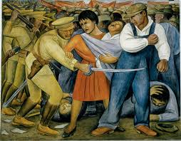 action figures diego rivera murals for the museum of modern art