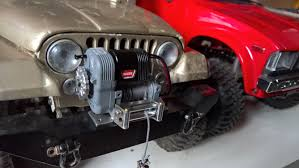 RC4WD 1/10 Warn 8274 Winch Scale Accories Winch Alu Rcoffroad 110 Silver Rcmodelex Rc Wching And Vehicle Recovery Youtube Metal Front Bumper W Mount Led Light For Traxxas Trx4 1 Rescue Your Stuck Scaler Truck Stop Servo By Bowhouse Bwhbtx0040c Ssd Ox Power Ssd100 Rock Crawlers Amain Hobbies Warn Tutorial Dc Electric Rc4wd D90 D110 Dca Car Mini Capstan Axial