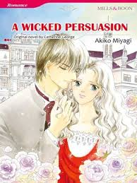 Cover Image Of A Wicked Persuasion