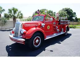 100 Classic Trucks For Sale In Florida 1943 Mack Fire Truck For Carscom CC1104924