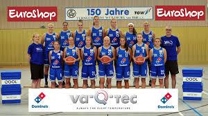 Damen Basketball Bundesliga QOOL SHARKS Würzburg