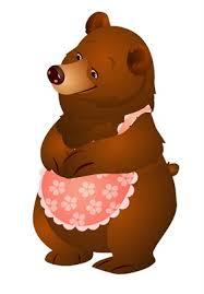 Mama Bear Clip Art