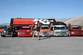 100 Cool Trucks OPTIMA Batteries Girls With Some Cool Trucks And The KN Truck And